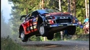 WRC Rally Finland 2018 - JUMPS MAX ATTACK