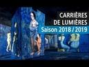 Les magnifiques Carrières de Lumières brillent sous les feux de Picasso - Vidéo exposition YouTube