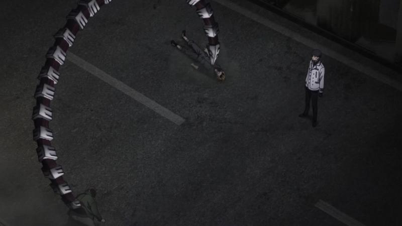 токийский гуль 3 сезон 1 серия