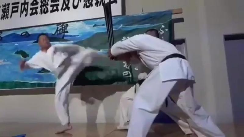 Кёкусинкай карате - Сильнейшее Карате в мире. Подготовка бойца. vk.com/oyama_mas