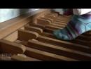 596 J. S. Bach / A. Vivaldi - Concerto in D minor (arrangement attributed to W. F. Bach), BWV 596 - Benjamin Righetti, organ