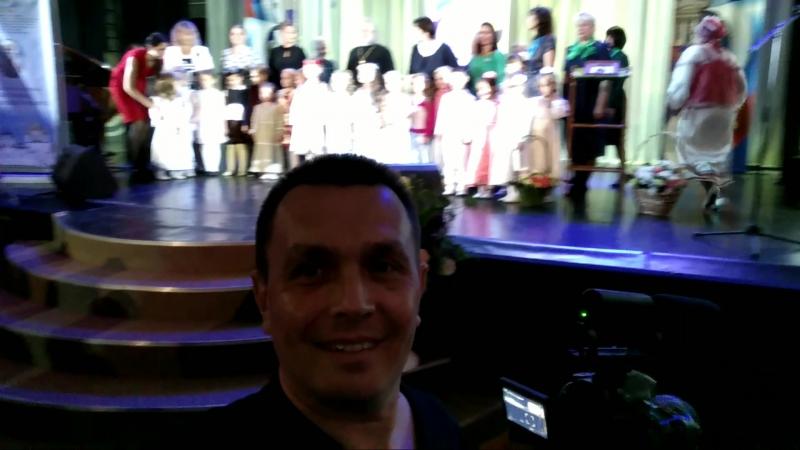 25сентября 2018 снимаю фестиваль Преподобного Никиты в Костроме