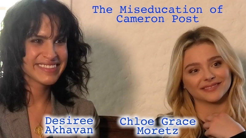 DP/30: The Miseducation of Cameron Post, Chloe Grace Moretz, Desiree Akhavan