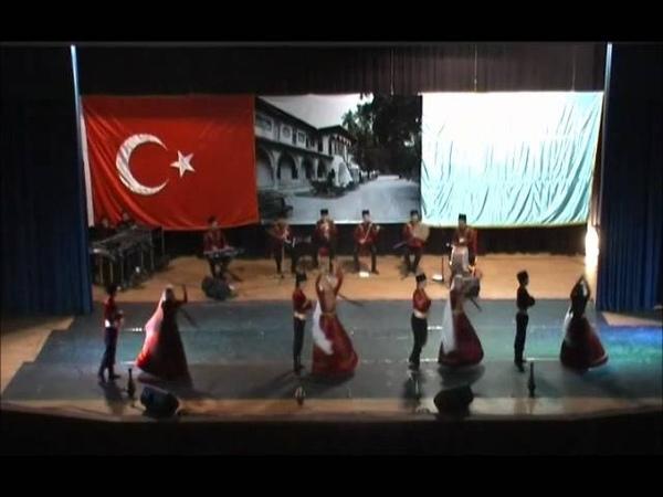 Qırım Ansambli - Küçük üzen oyunı