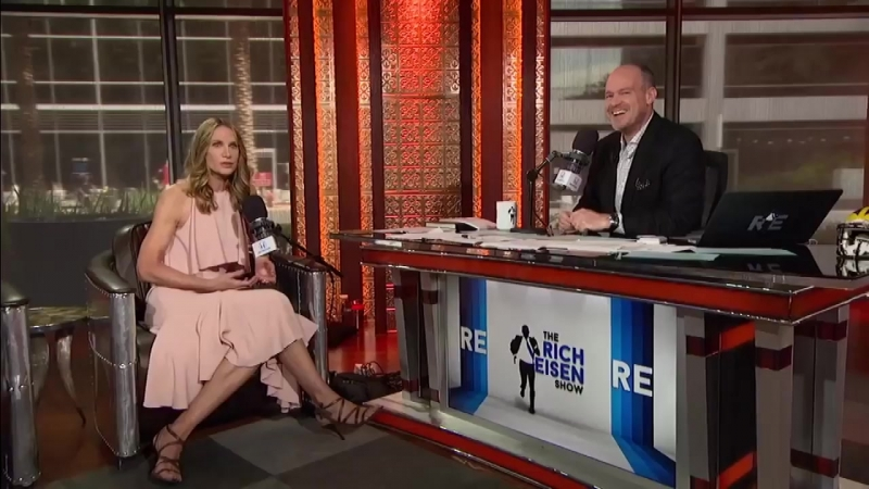 Actress Kelly Lynch Describes Making Road House - It Was Fantastic! - Rich Eisen Show