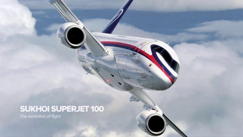 Российский новейший Супер самолет потерпел Аварию
