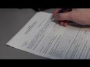 Как заполнить договор купли продажи автомобиля Пример бланк образец 2015 ВИДЕО