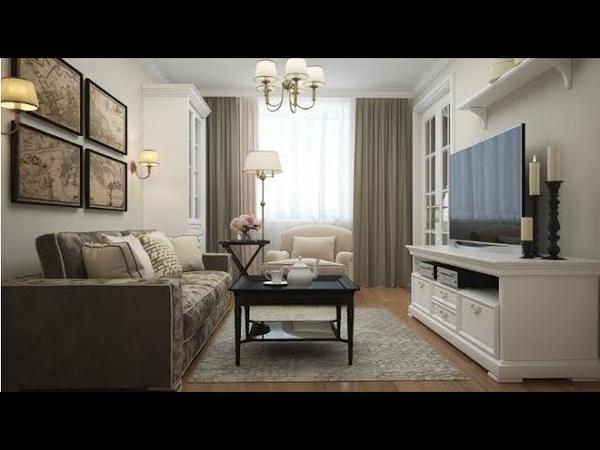 Стиль современной классики в интерьере 6 реальных квартир