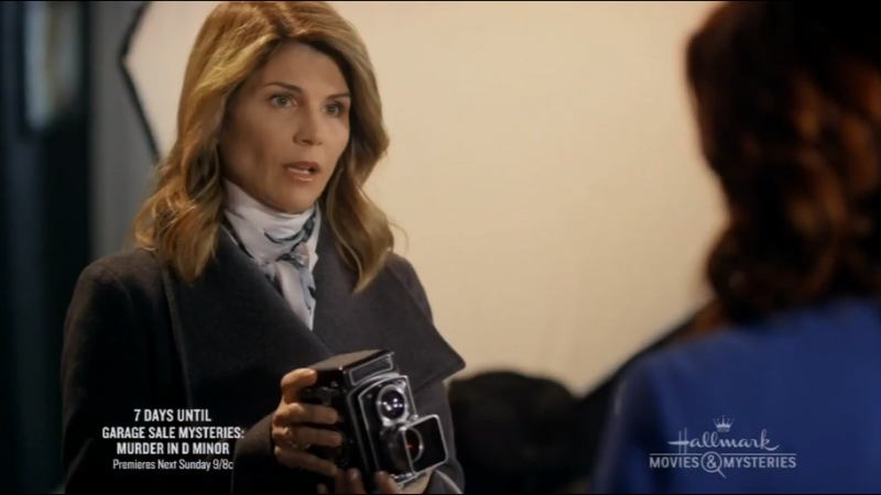 Garage Sale Mystery : Picture a Murder (Hallmark Movies and Mysteries 2018 US) (ENG)