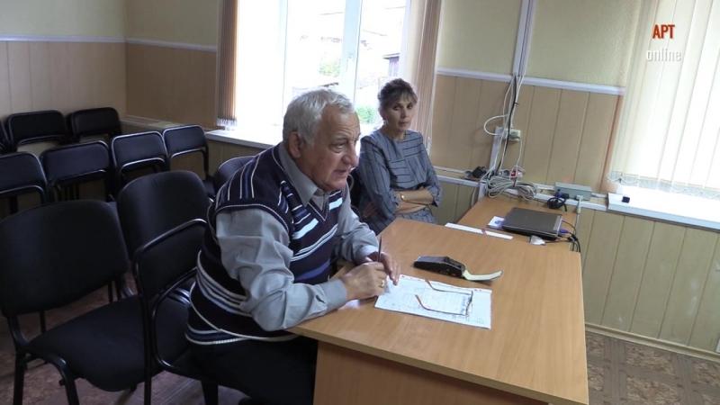 Вопрос о газификации в п Буланаш
