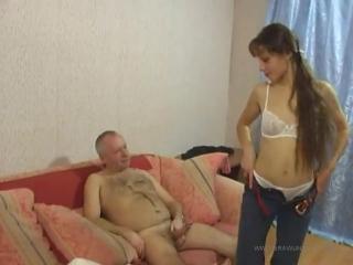 Секс порно папашы и дочки