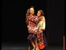 Спектакль «8 любящих женщин» театральной студии «Луч», первая часть