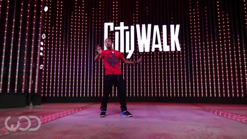 Fik-Shun _ World of Dance Live _ FRONTROW _ Citywalk 2014