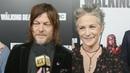 The Walking Dead: Melissa McBride and Norman Reedus React to Carol Ezekiel's Romance (Exclusi…