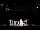 Танцевальный коллектив Серпантин танец Охотники за привидениями
