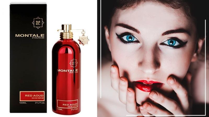 Montale Red Aoud / Монталь Ред Уд - обзоры и отзывы о духах