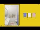 Как выбрать цвет в интерьере / Правила подбора и сочетания цветов
