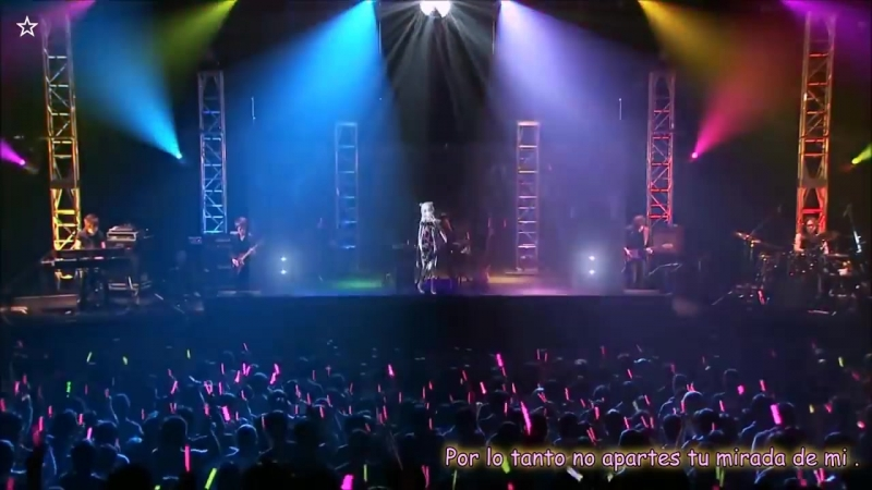 MEGURINE LUKA - Luka Luka★Night Fever - Live in Sapporo 2013 .