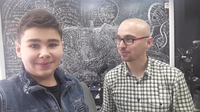 Рубен и Игорь_селфи
