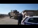TSKya ait konvoy Halepin kuzeyindeki Anadan dağına giderken.