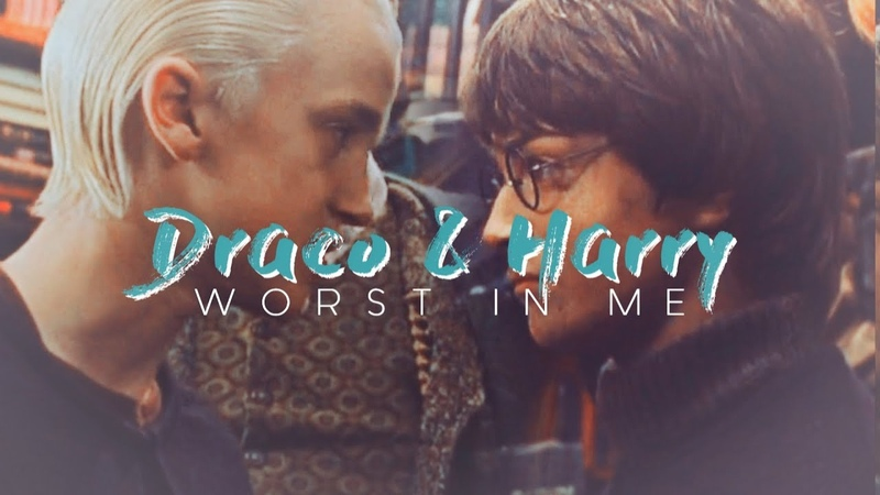 DracoHarry | Worst in Me