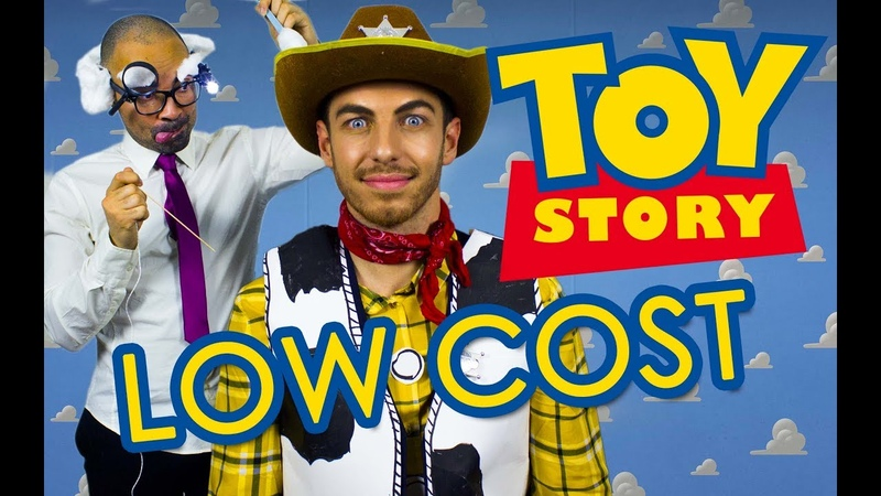TOY STORY Low Cost (Alex Ramires Ft Guillaume Beaujolais)