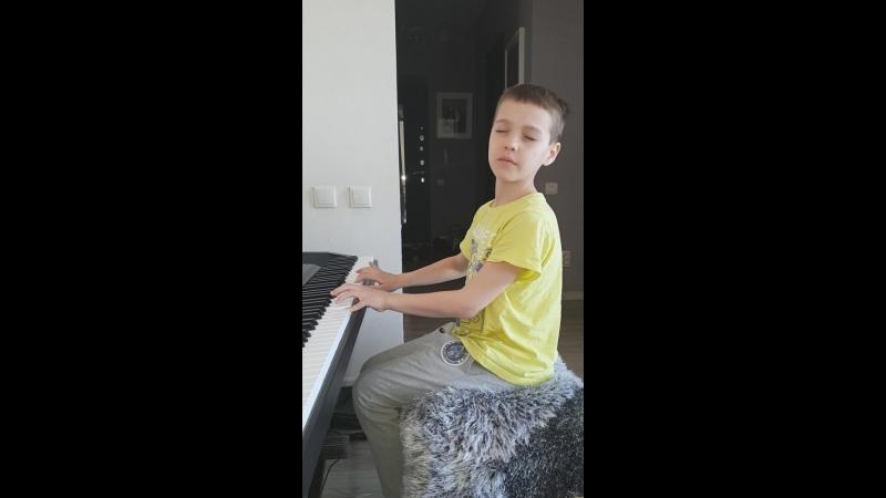 пианино Эрни