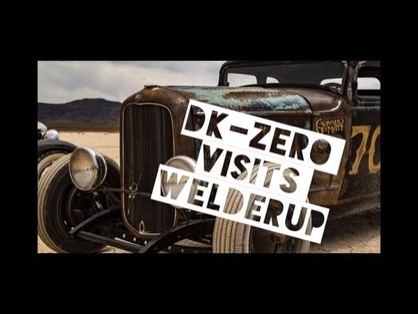 DK Zero Visits WelderUp In Las Vegas NV