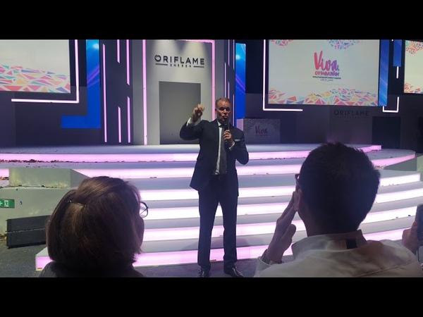 Магнус Брэннстром. Планерка России. Золотая Конференция 2018. Испания. Мадрид