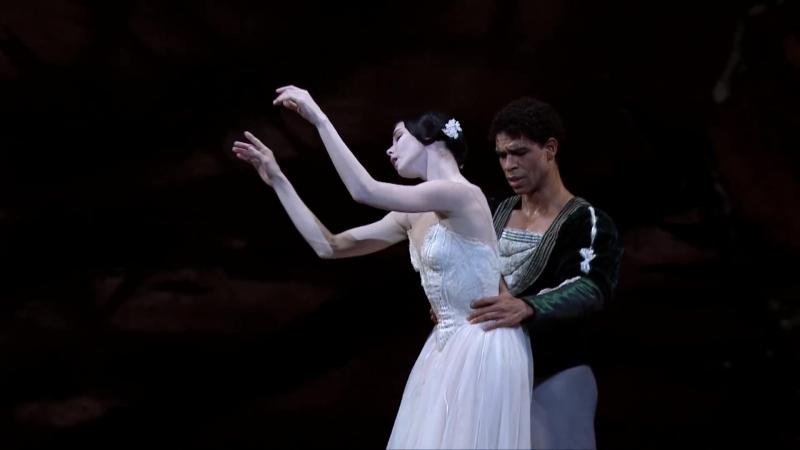 Жизель. 2 акт, Наталья Осипова и Carlos Acosta, The Royal Ballet VK: урокиХореографии