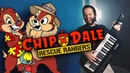 DISNEY Chip N' Dale Rescue Rangers Theme KEYTAR COVER VERSION by Jonathan Young