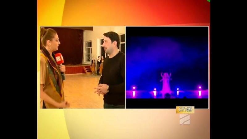 IVE TV RUSTAVI 2 🎥 LITTLE⭐STARS ♚ The Children's National Ballet Potskhishvili.