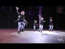 Dance Mix (дети 5-7 лет) команда_JBS