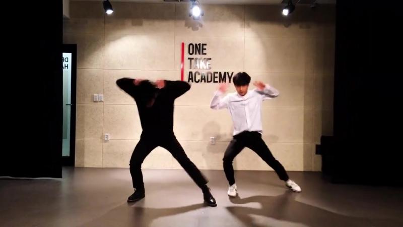 180809 TBL Boys Im Chan Hee dance Whilk Misky Rain Dance