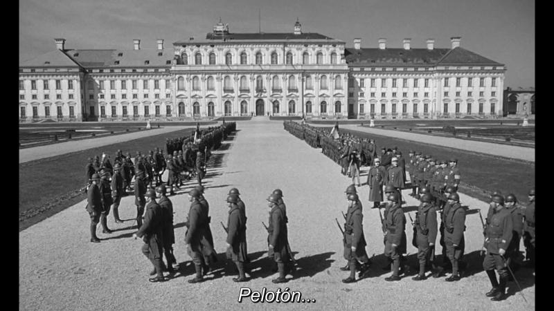 Paths of Glory - Senderos de gloria (1957) Stanley Kubrick - subtitulada