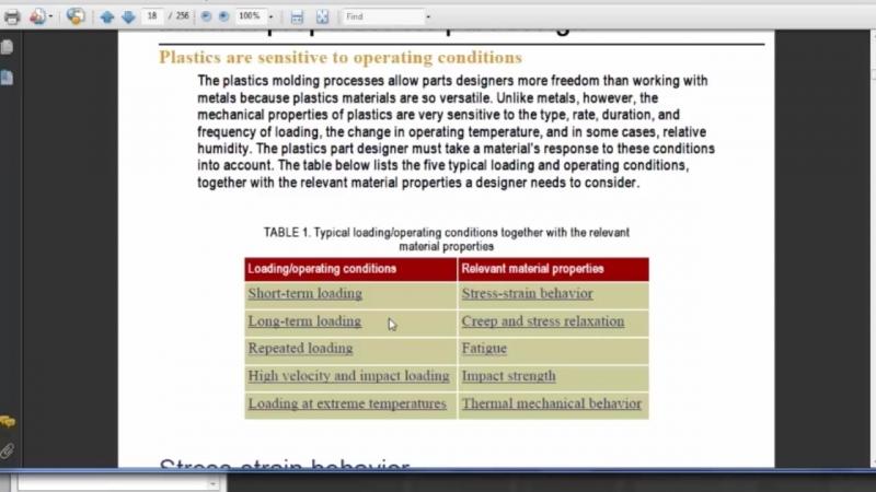 Material Properties of Part Design NX CAM Training