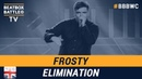 Frosty from England Men Elimination 5th Beatbox Battle World Championship