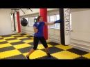 Клуб бокса Спарта Нижнекамск персональная тренировка Татьяны
