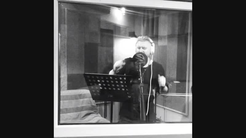 Сансара - Рипчанский ,запись на студии