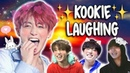 Baby boy jungkook laughing for 5 minutes straight