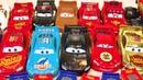 Молния Маквин 30 Машинок Игрушки Тачки Дисней Видео для Детей Мультики про Машинки