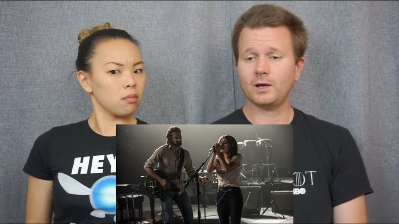 A Star Is Born Official Trailer Reaction Review