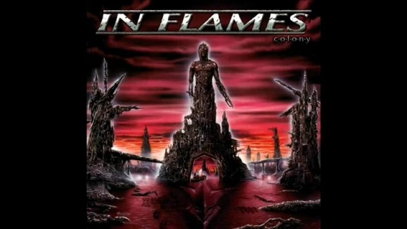 In Flames - Pallas Anders Visa