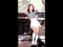 · Fancam · 180811 · OH MY GIRL (Binnie focus) - A-ing · KIMA WEEK 2018 ·