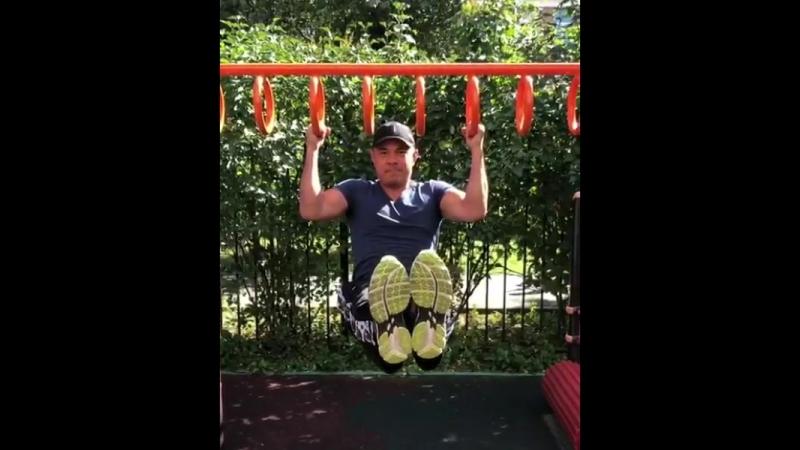 Упражнение на статику от Кости Цзю 3