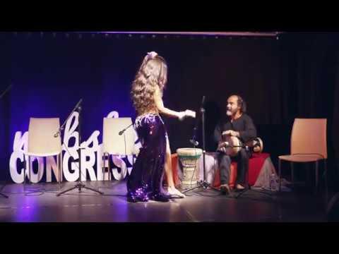 Aliah Misirli Ahmet in Spain. MabShe festival 2018