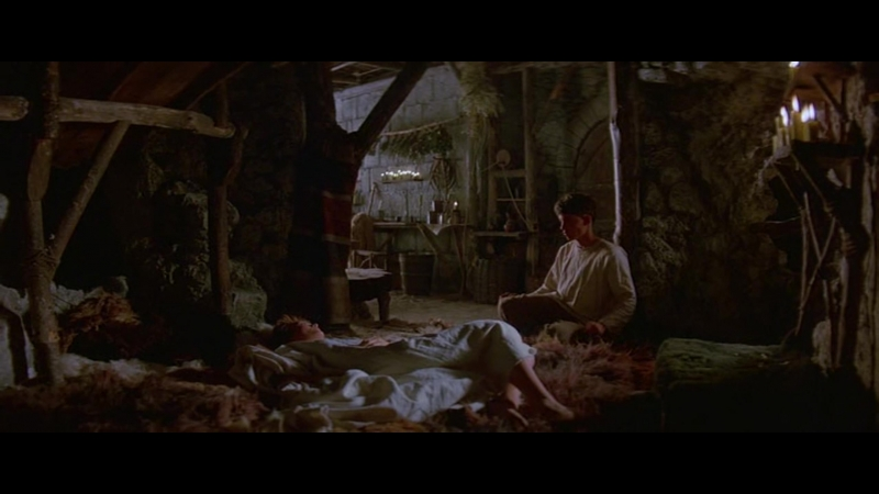 ЛЕДИ ЯСТРЕБ 1985 фэнтези приключения комедия Ричард Доннер 1080p