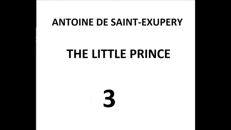 The Little Prince Chapter 1 Paragraph 5