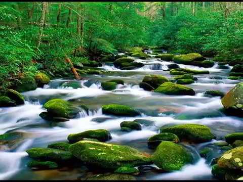 Красивая планета Горные реки