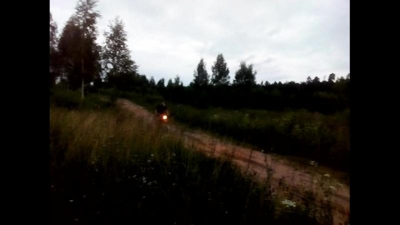 Кузя шумахер-гонщик
